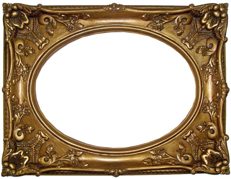 MARIE-ANTOINETTE-GOLD-FRAME-hqimg - Picture Frames Online
