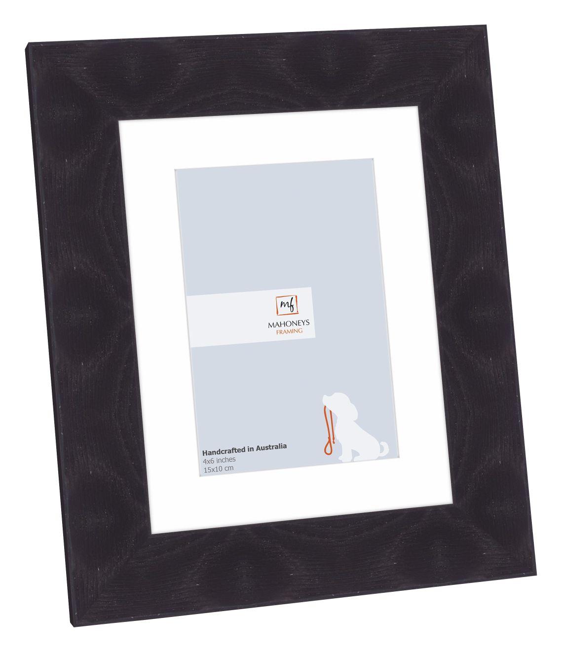 4x6inch black picture frame beita 4cm width 25cm mat 4x6inch black picture frame beita 4cm width 25cm mat picture frames online jeuxipadfo Images