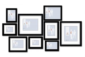 Shop picture frames and custom picture frames now picture frames melbourne wall frame set solutioingenieria Choice Image