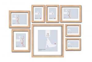 Shop picture frames and custom picture frames now picture frames sydney wall frame set solutioingenieria Images